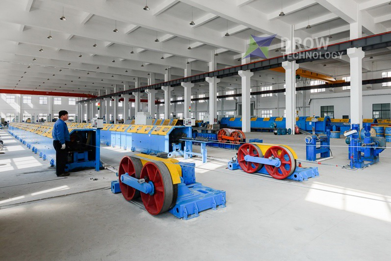钢丝绳生产设备