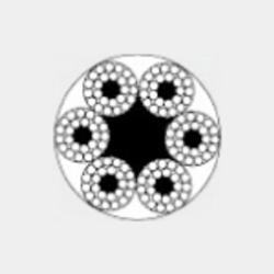 6x24+7FC 一般用途钢丝绳